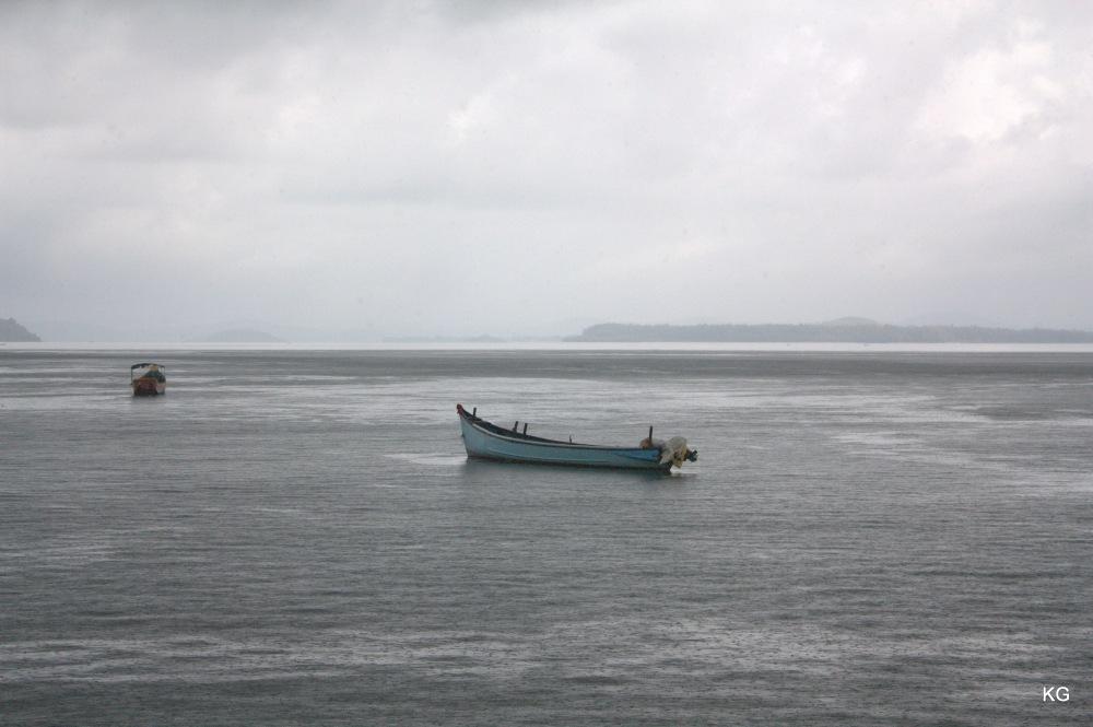 Karwar - Sea