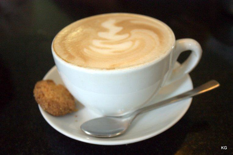 Unbreakable Habit - Early morning coffee