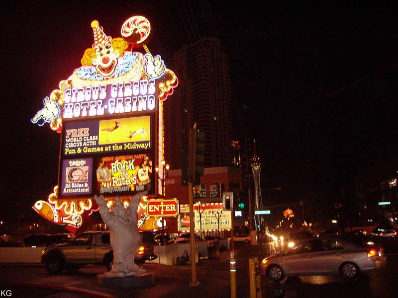 Vegas ! Need I say more ?