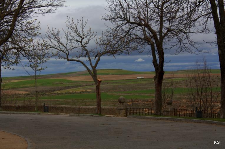 Landscape - Segovia