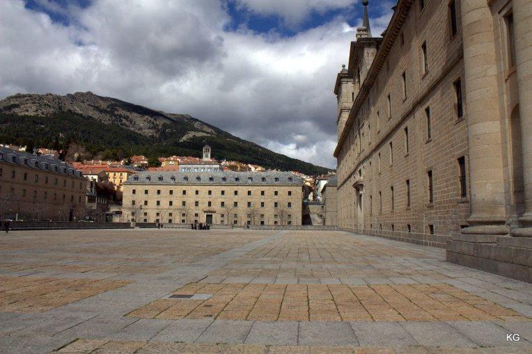 El Escorial - Cathedral