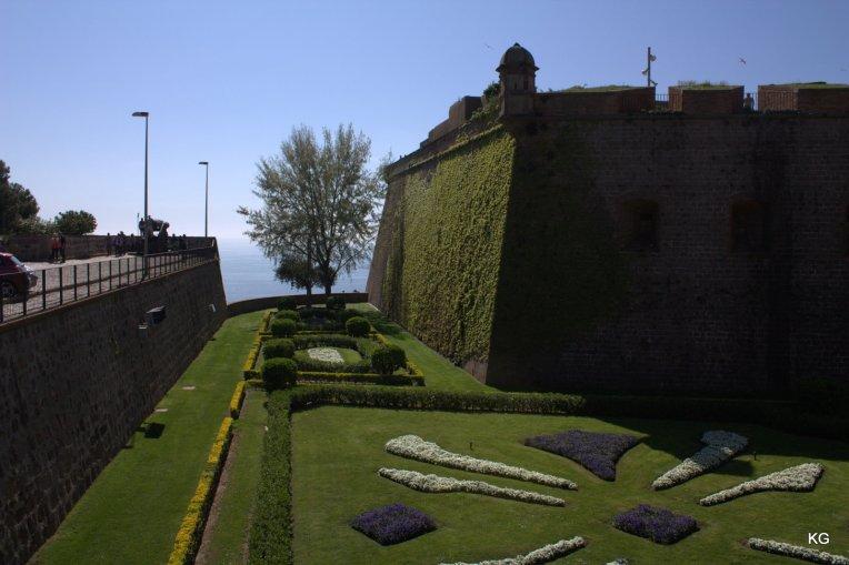 Mountjuic-The Castle