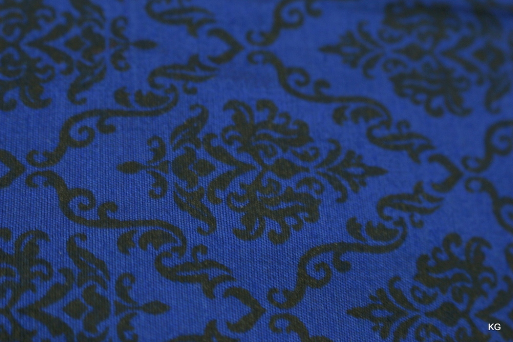 Texture of a Cotton Silk Kurta